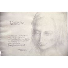 Portrait Of Venasha & Poem
