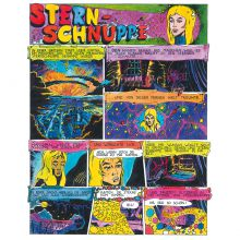\'Sternschnuppe\' cartoon series I