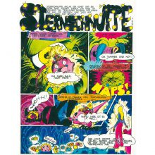 \'Sternschnuppe\' cartoon series XX