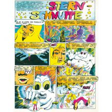 \'Sternschnuppe\' cartoon series IV