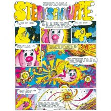 \'Sternschnuppe\' cartoon series VII