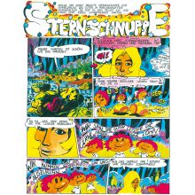 \'Sternschnuppe\' cartoon series IX