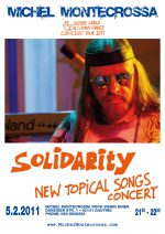 Solidarity New Topical Songs Concert