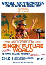 Singin' Future World Climate Change Concert
