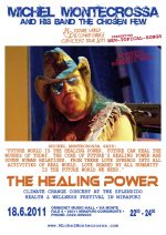 The Healing Power Climate Change Concert