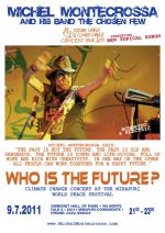 Who Is The Future? Climate Change Concert