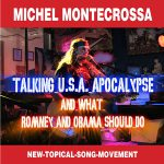 Talking U.S.A. Apocalypse and what Romney and Obama should do