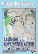 Michel Montecrossa about the 'Laughing Love World Action Concert