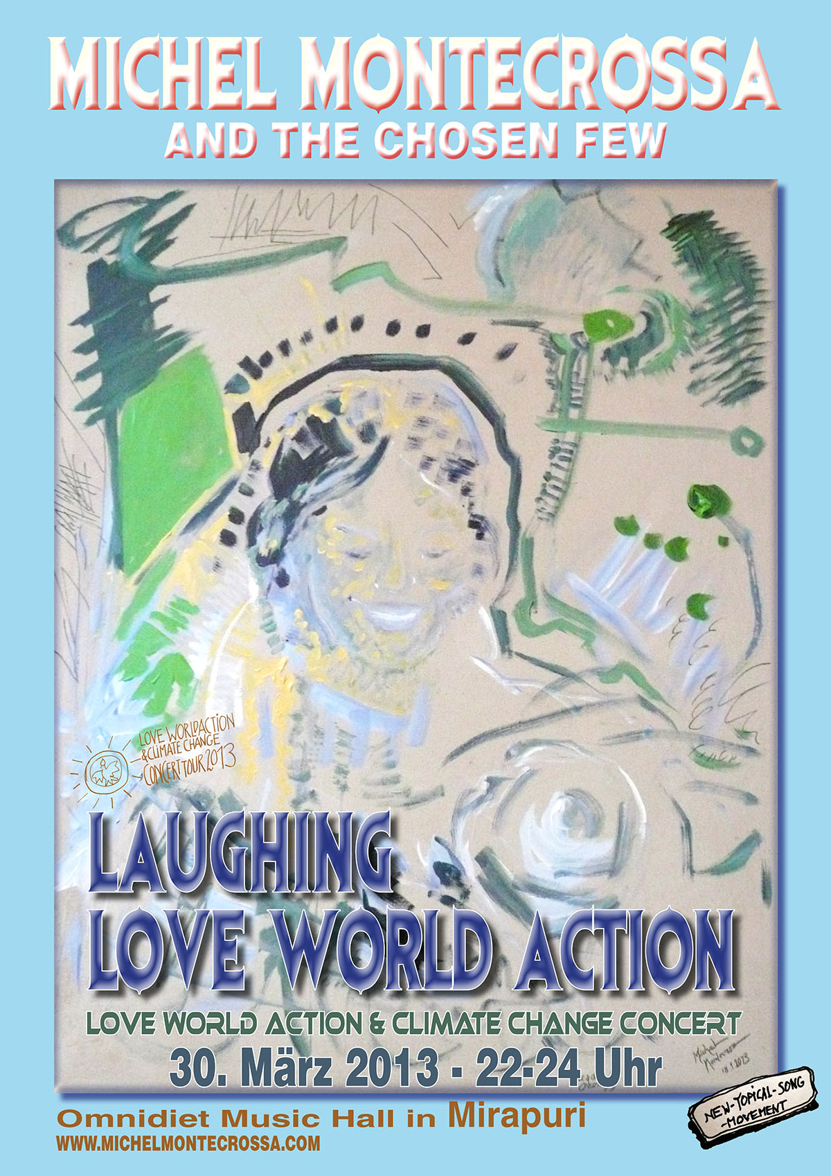 Laughing Love World Action Concert