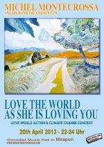 Love The World As She Is Loving You