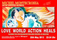 Love World Action Heals
