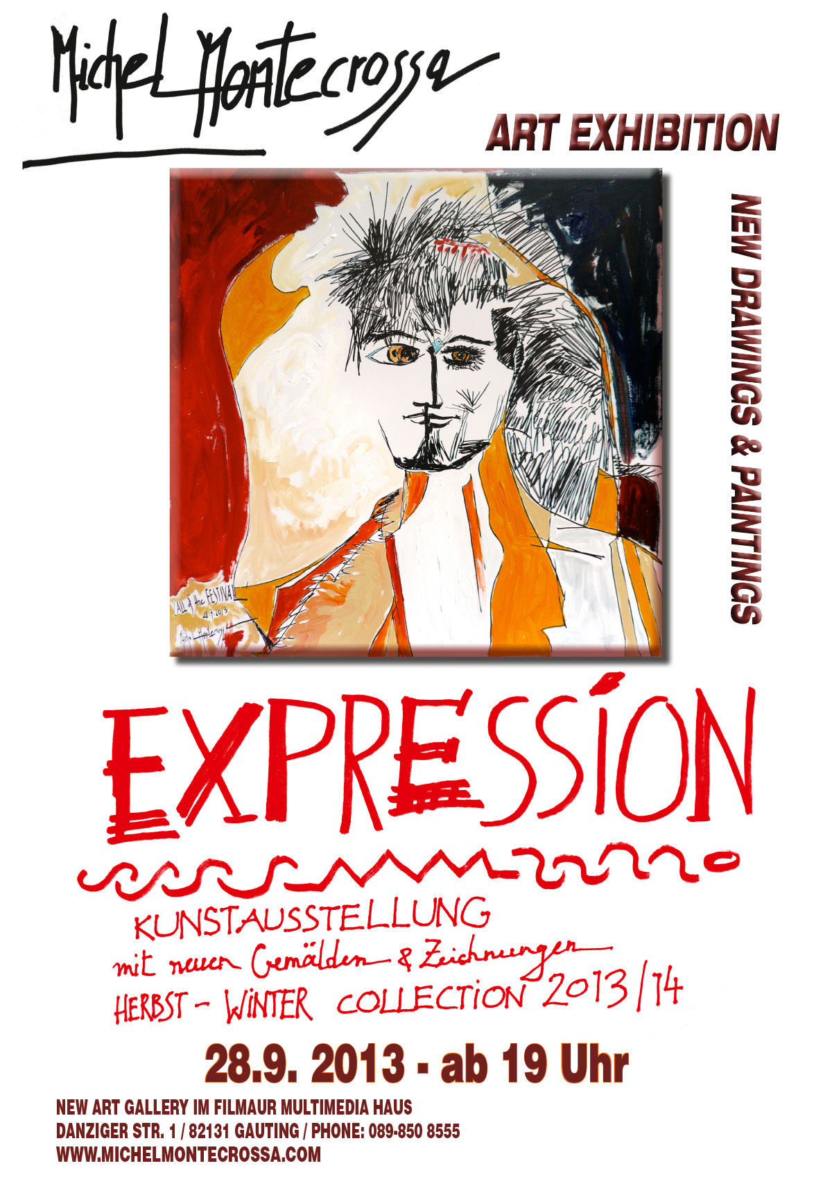 Expression Art Exhibition