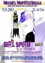 Girl Spirit Electronica Concert