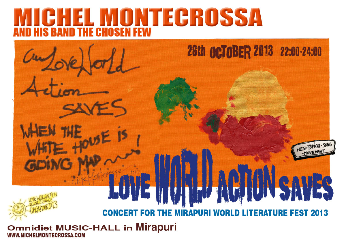Love World Action Saves Concert