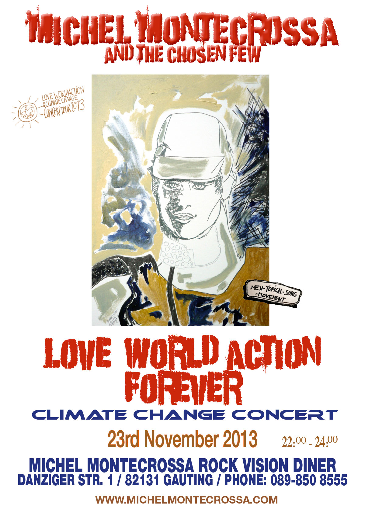Love World Action Forever