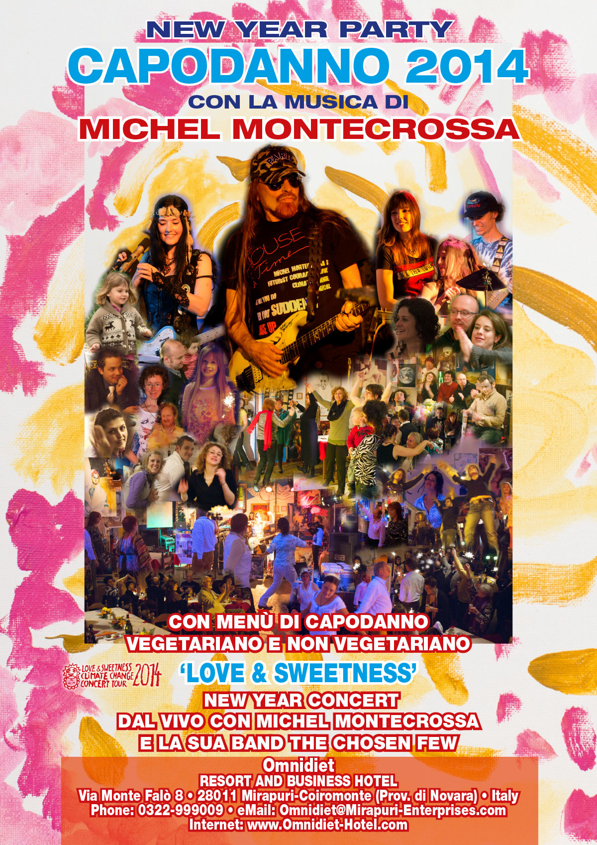 Love & Sweetness New Year Concert
