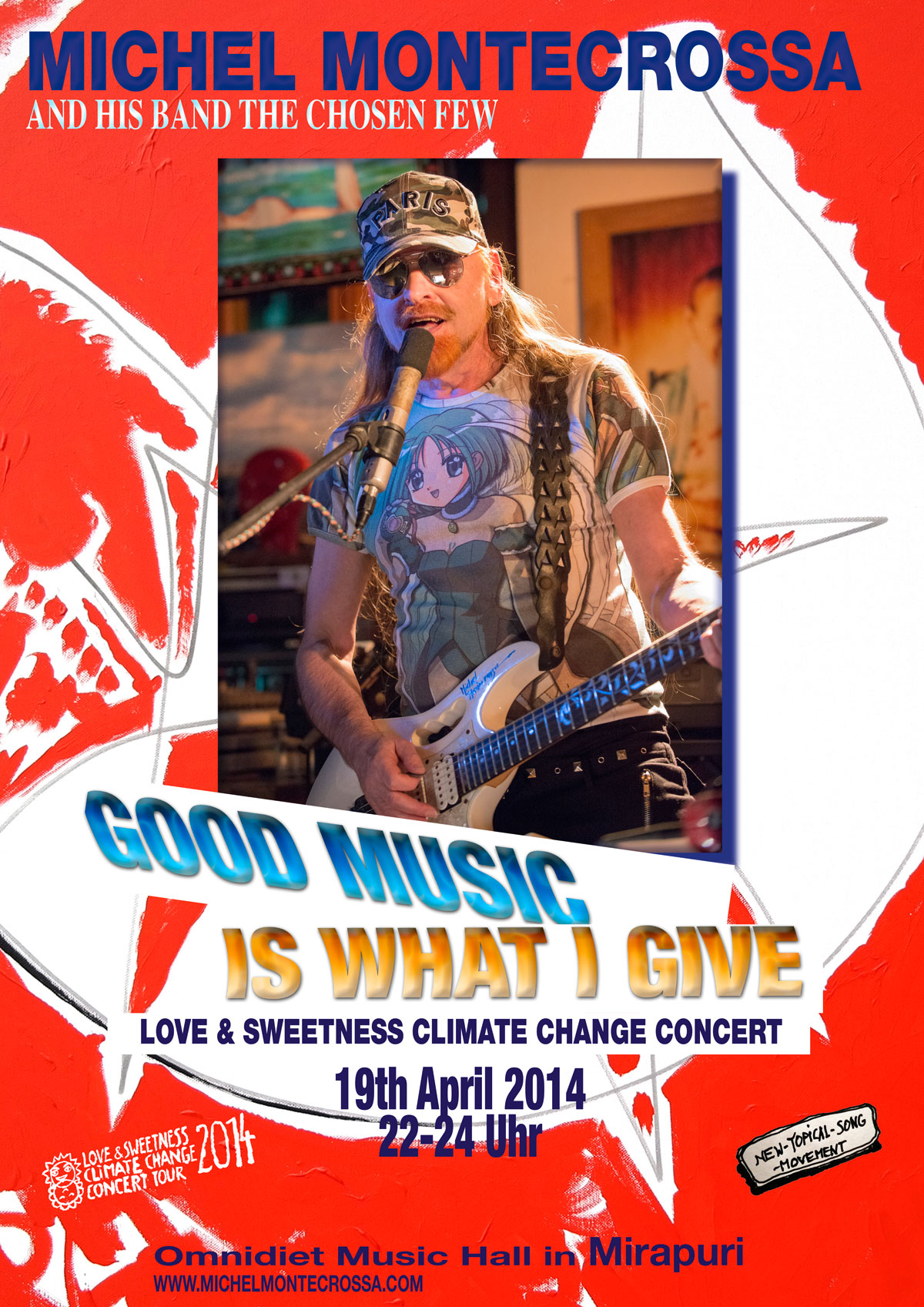 Good Music Is What I Give Concert