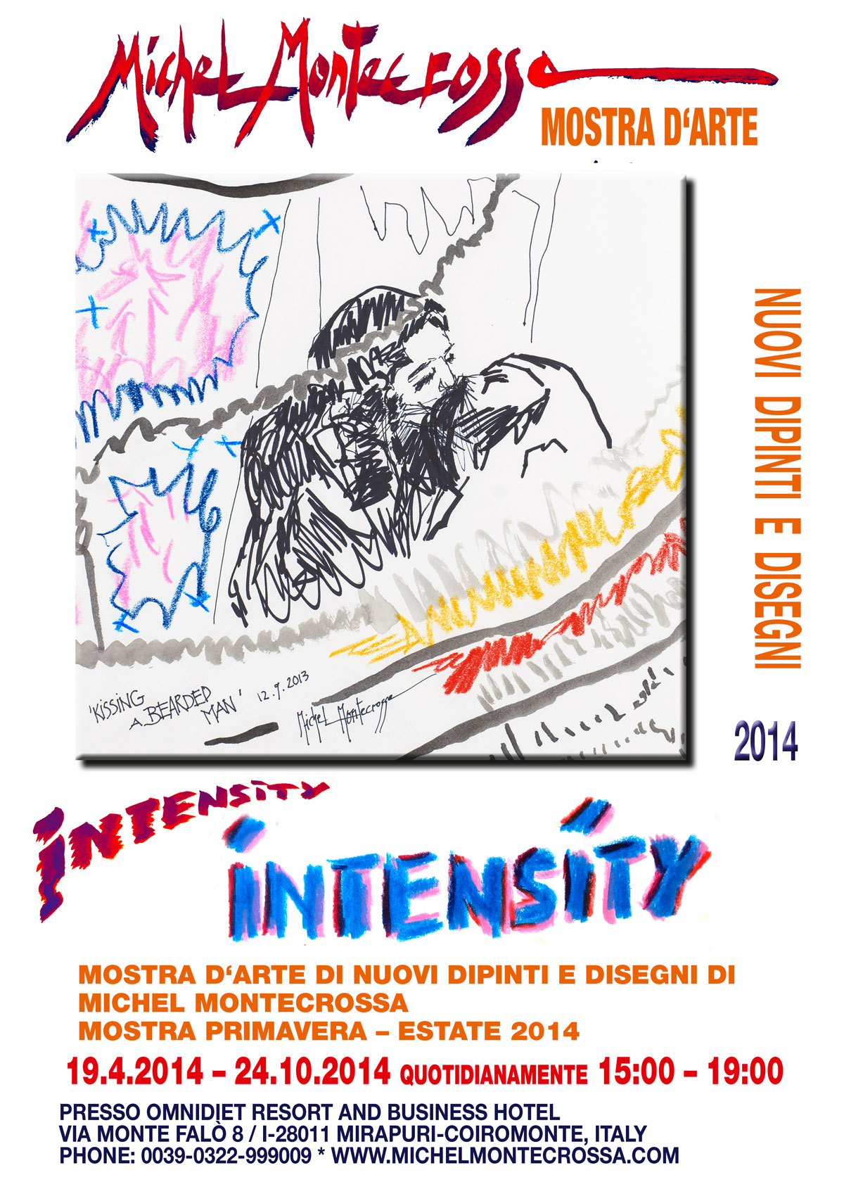 Intensity Exhibition