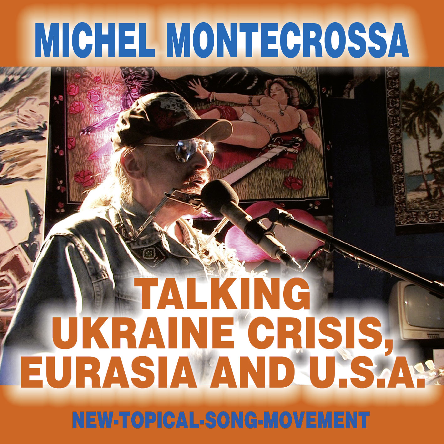 Talking Ukraine Crisis, Eurasia and U.S.A.