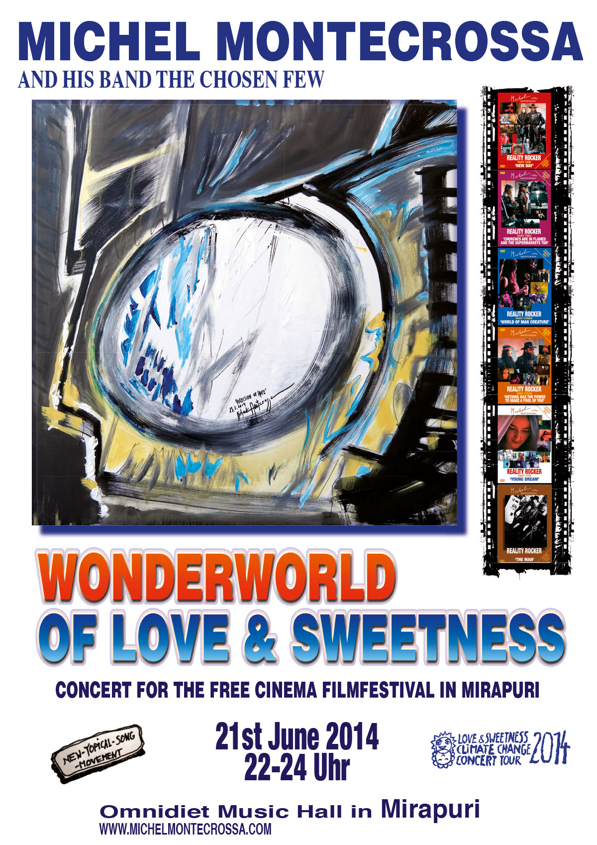 Wonderworld Of Love & Sweetness Concert