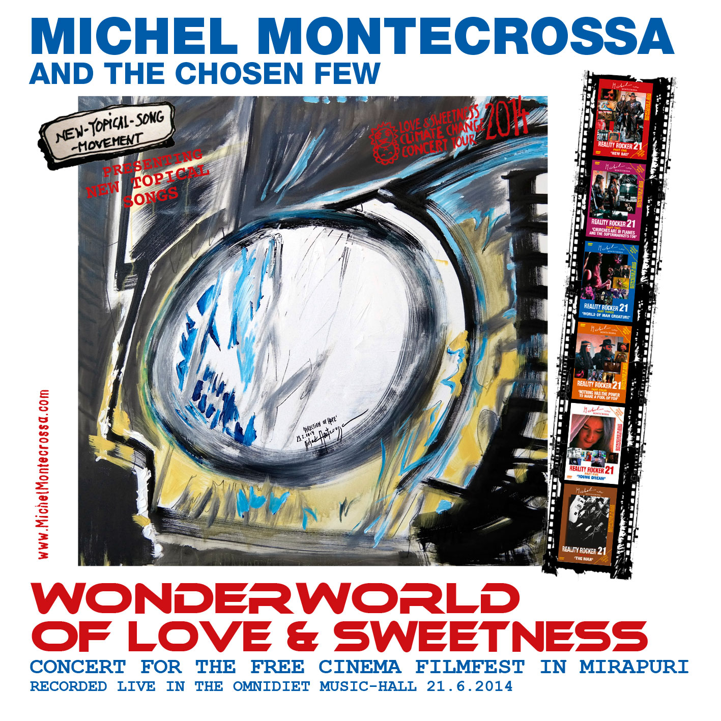 Wonderworld Of Love & Sweetness