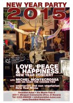 Love, Peace & Happiness New Year Concert