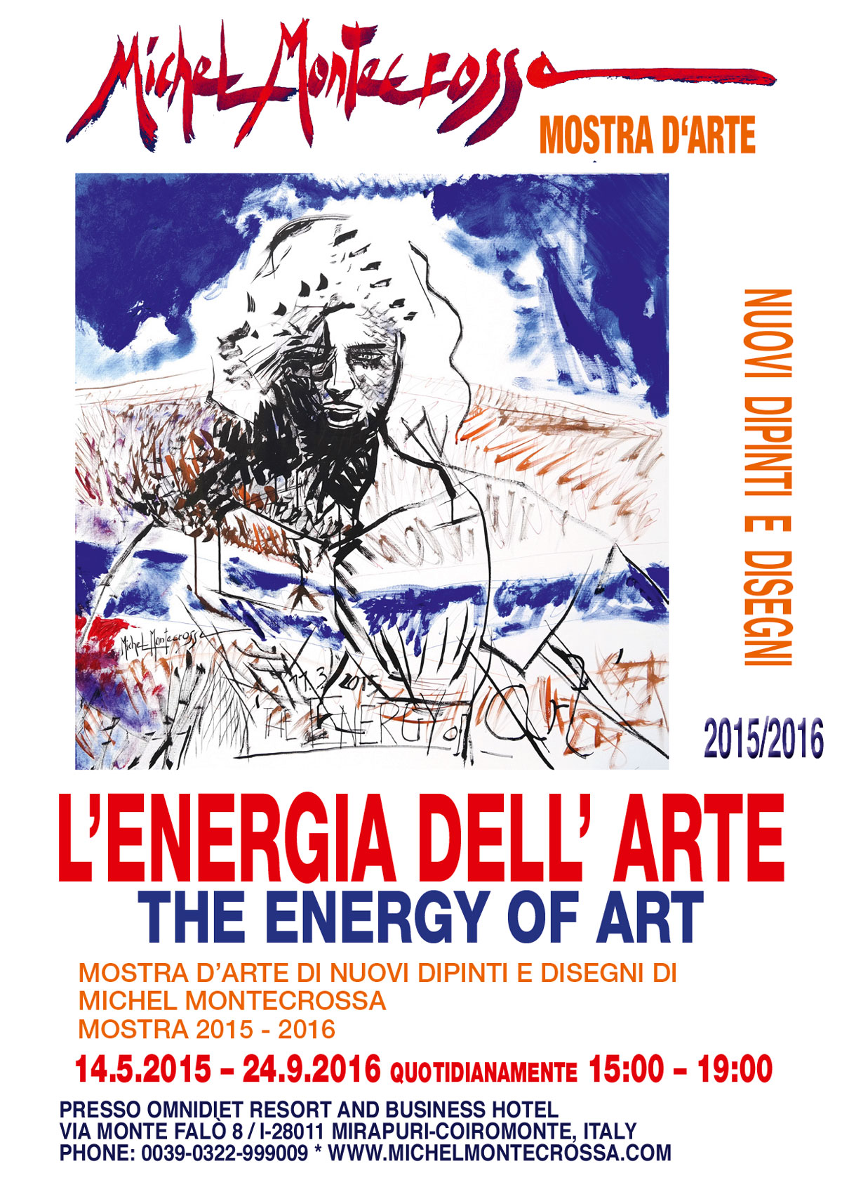THE ENERGY OF ART Exhibition