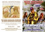 The Maria Magdalena Symphony Concert & The Love Without End Concert