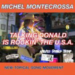 Talking Donald is rockin' the U.S.A.,