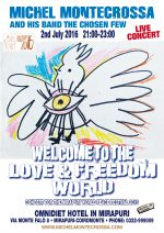 Welcome To The Love & Freedom World Concert