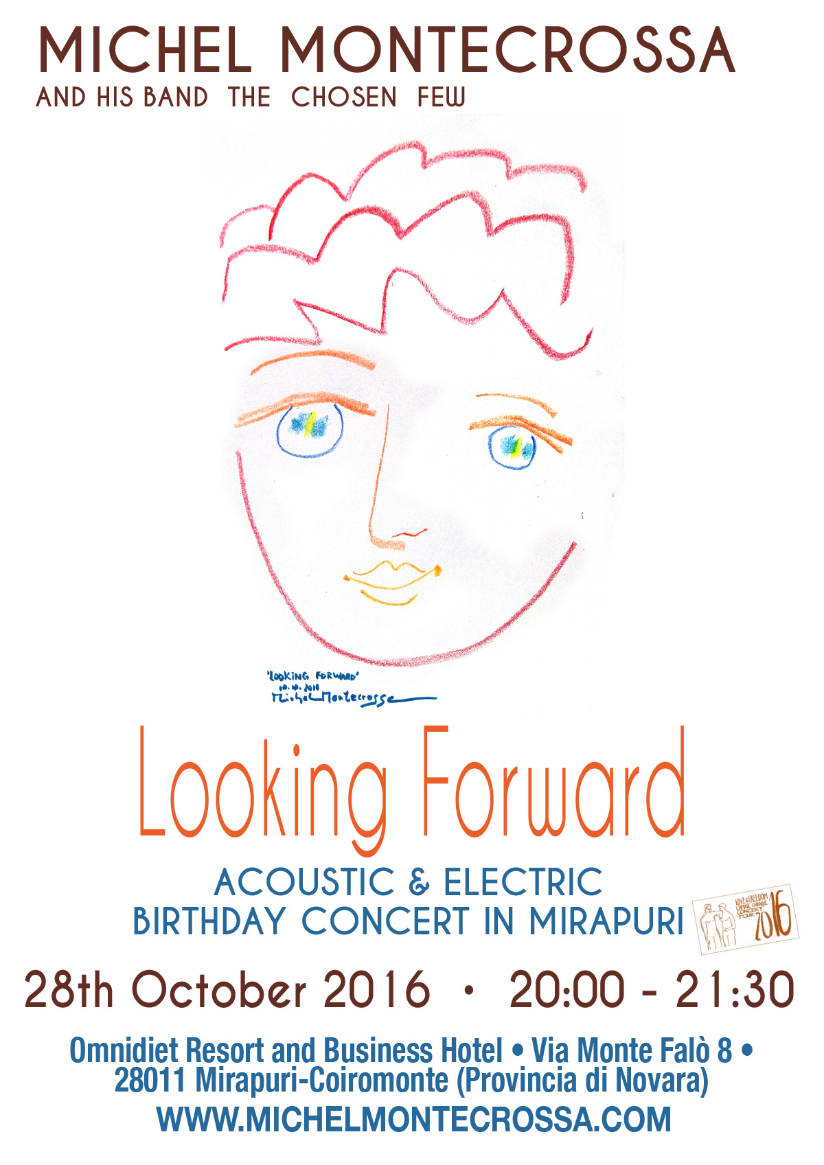 Looking Forward Concert