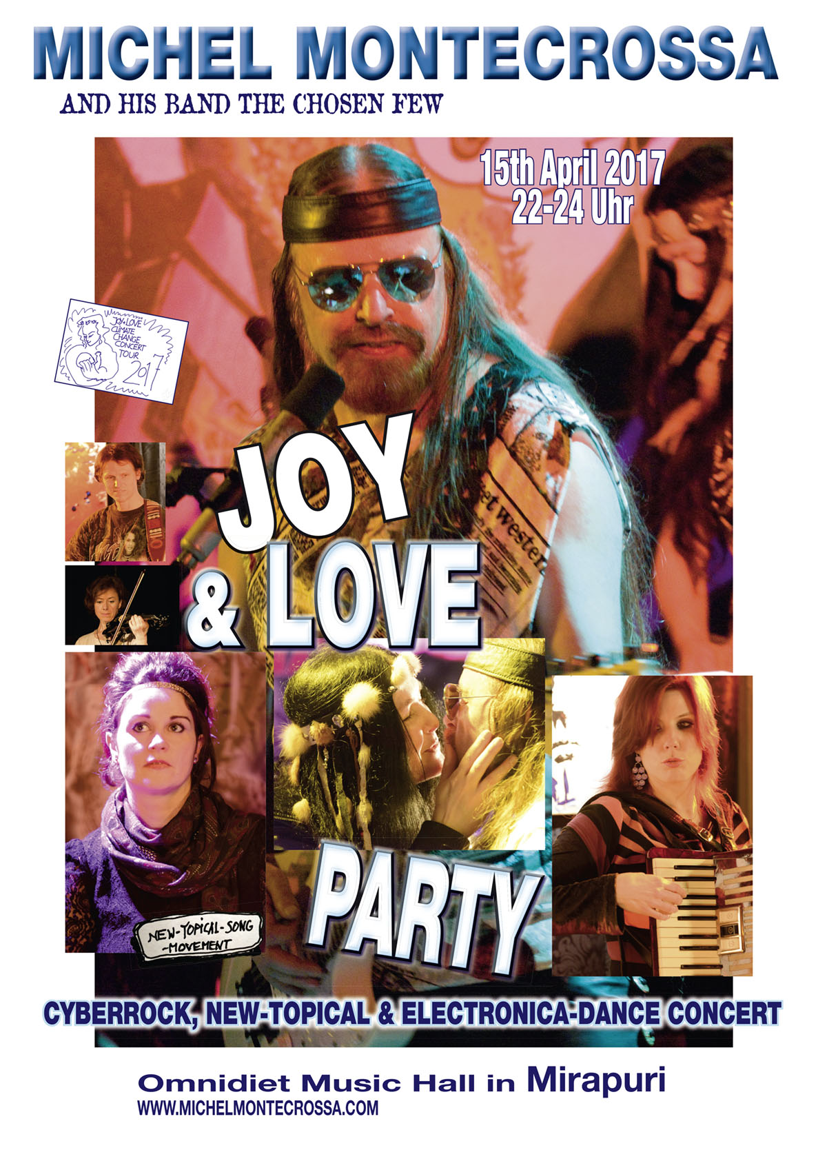 Joy & Love Party Concert