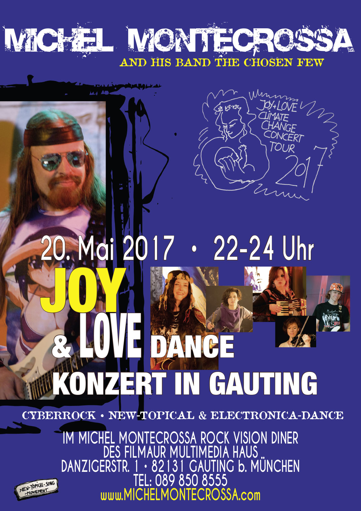 Joy & Love Dance Concert