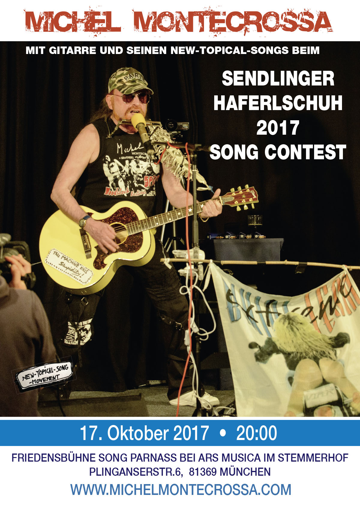 Sendlinger Haferlschuh 2017 Song Contest