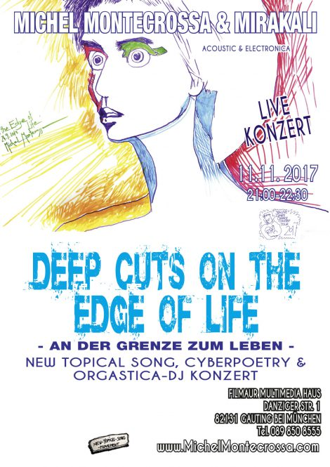 Deep Cuts In The Edge Of Life Concert