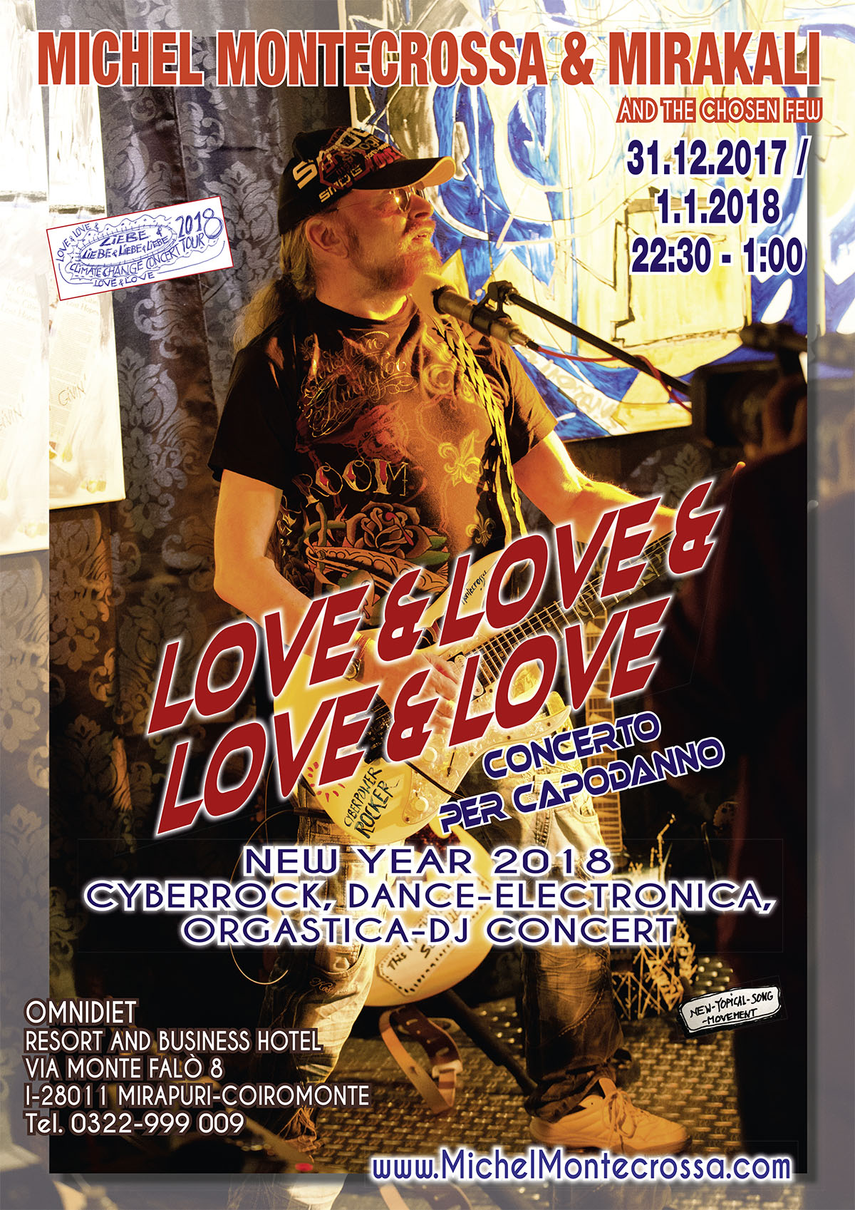 Love & Love & Love & Love New Year Concert