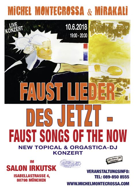 Faust Lieder Des Jetzt - Faust Songs Of The Now