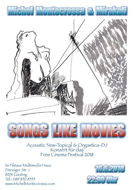 Songs Like Movies Concert