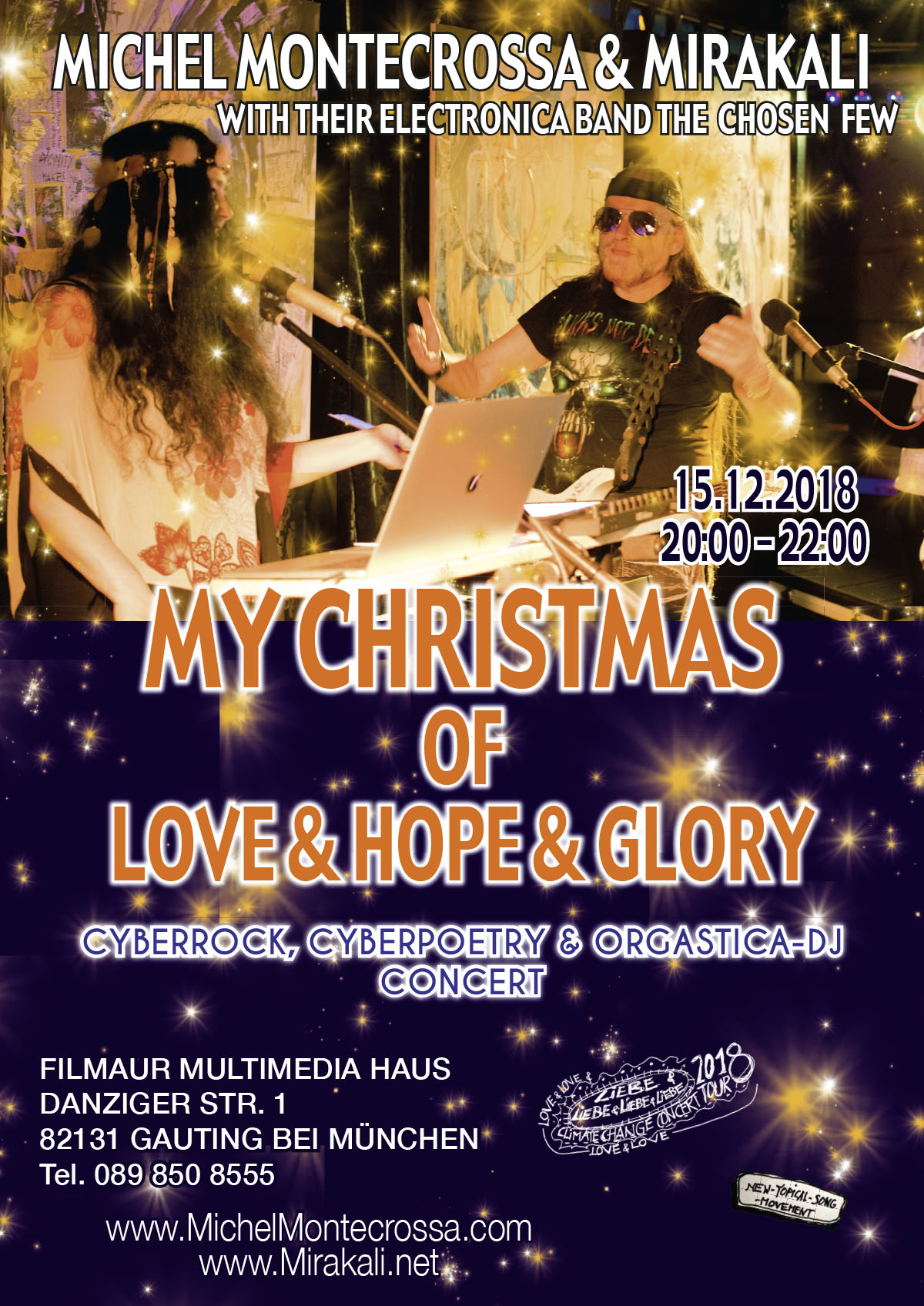 My Christmas of Love & Hope & Glory Concert