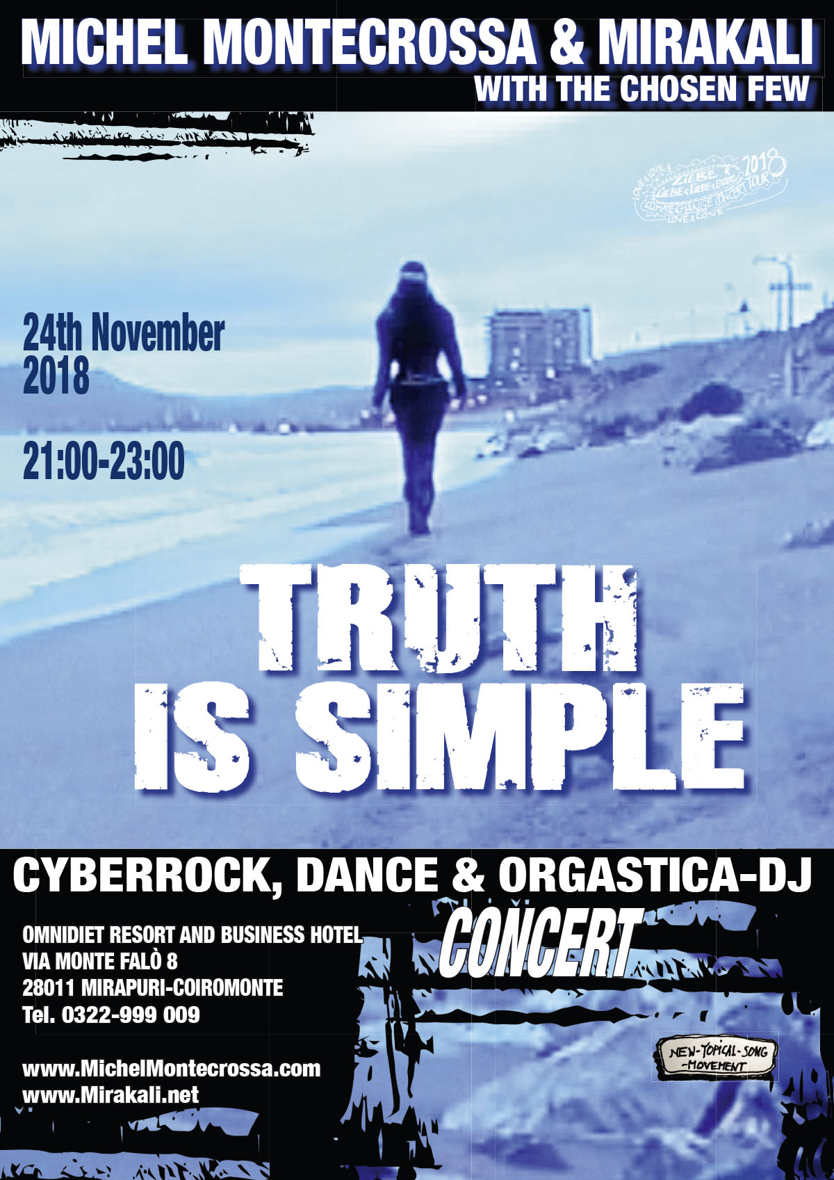 Truth is Simple Concert