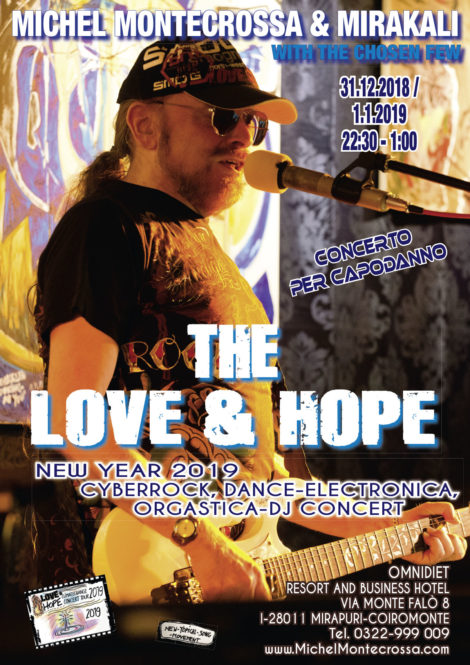 The Love & Hope New Year Concert