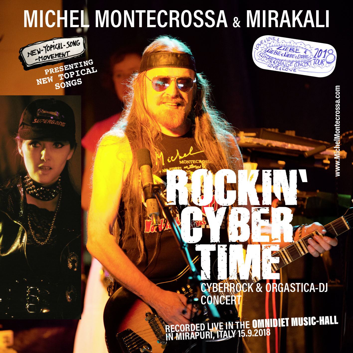 Rockin' Cyber Time Concert