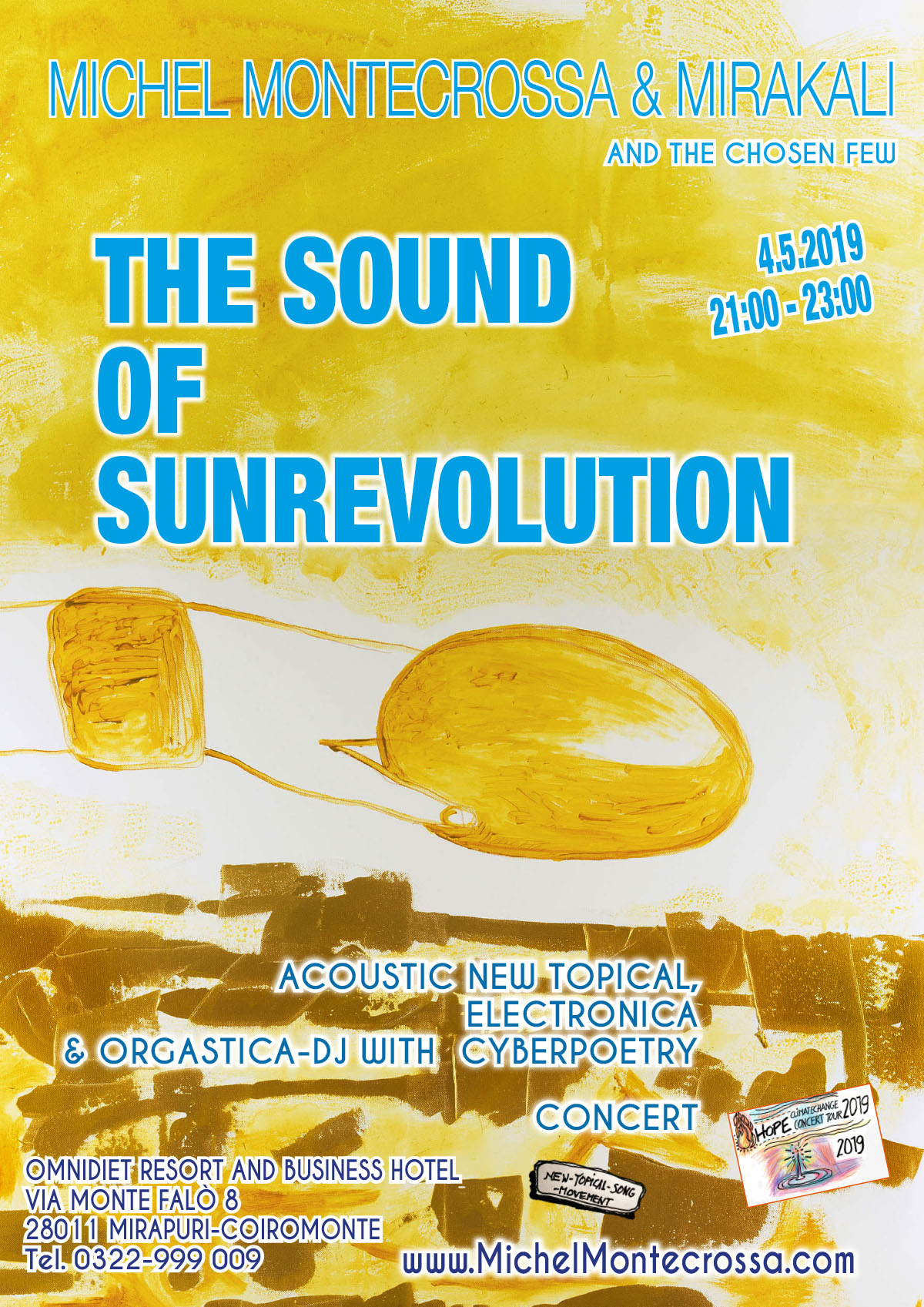 The Sound Of Sunrevolution Concert