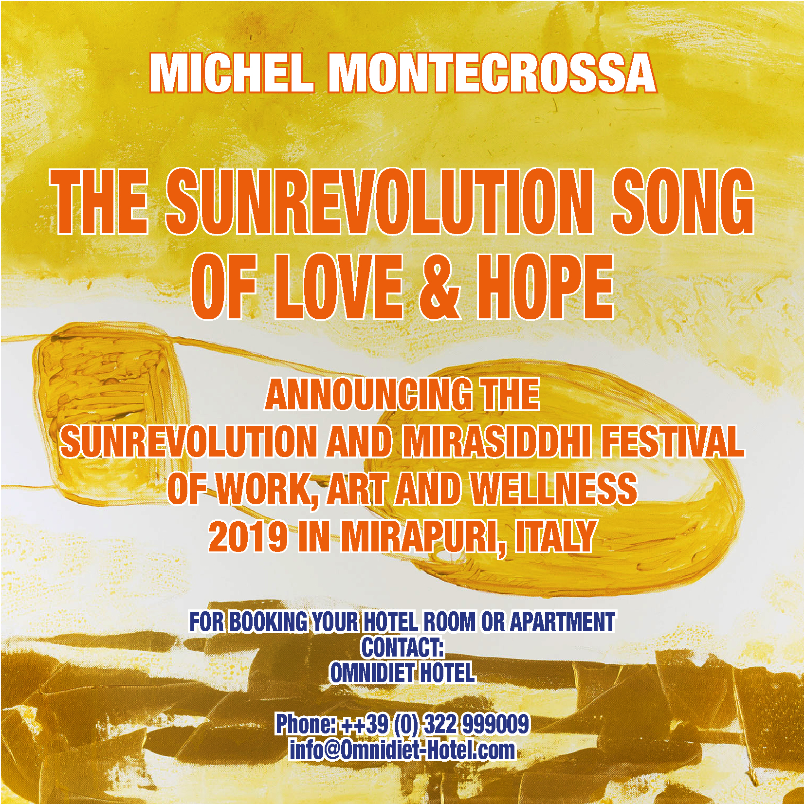 The Sunrevolution Song Of Love & Hope