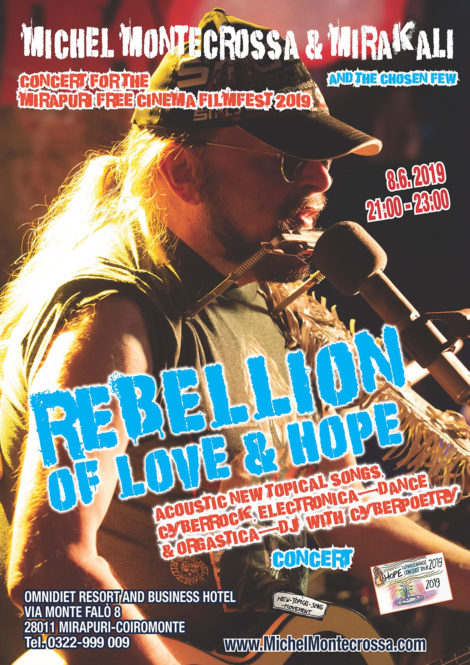 Rebellion of Love & Hope Concert