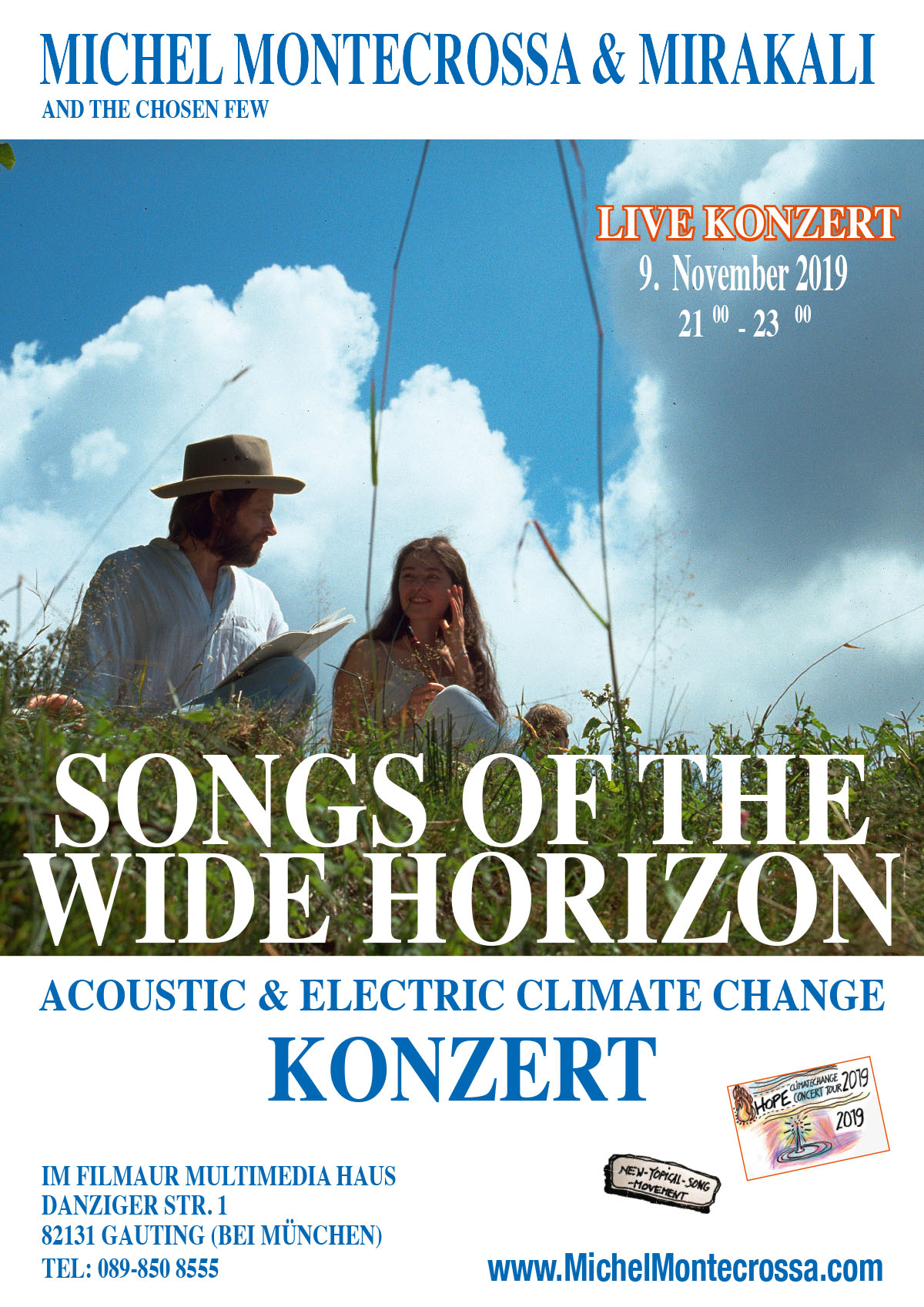 Songs Of The Wide Horizon Concert