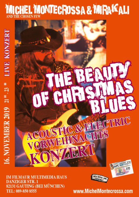 The Beauty Of Christmas Blues Concert