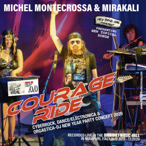 Courage Ride New Year Concert