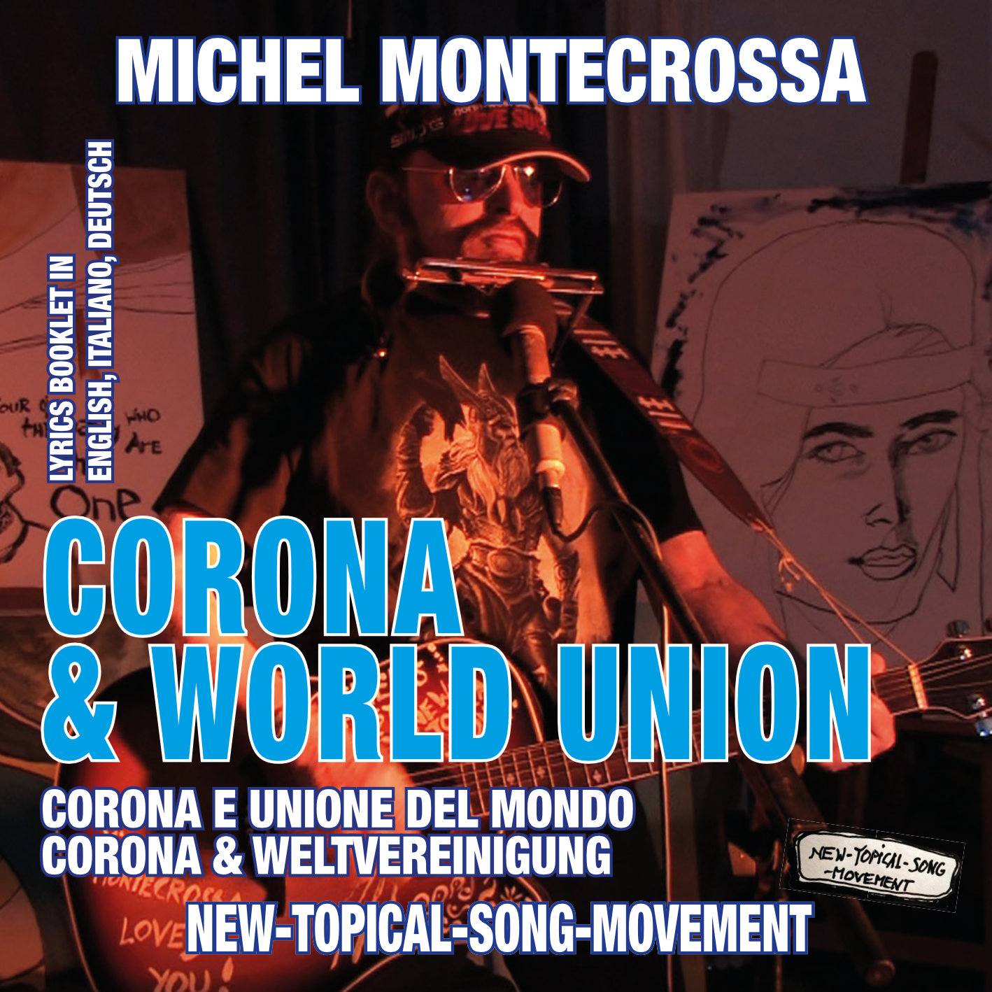 This image has an empty alt attribute; its file name is Corona-World-Union-CD-Cover.jpg