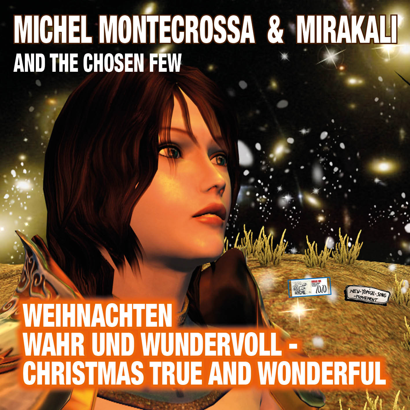 Weihnachten Wahr und Wundervoll - Christmas True And Wonderful